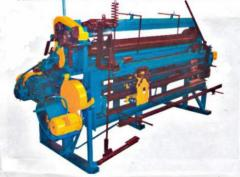 Equipment for production of water waste systems.