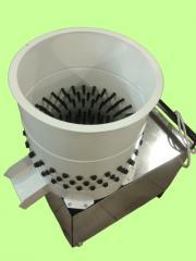 Перосъемная  машина ПСМ-П 370 для перепелов
