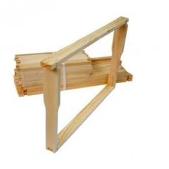Preparation of a frame, pine, 230 mm.