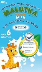 Milk with vitamin C