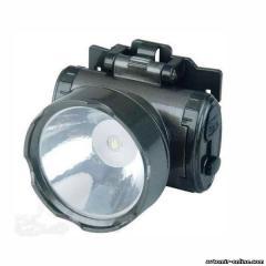 Светодиодный налобный аккумуляторный фонарь YJ-1898-1
