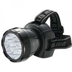 Светодиодный налобный аккумуляторный фонарь HOROZ HL-349