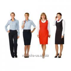 Форма для офиса женская
