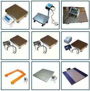 Scales industrial TV1-2/TV1-300