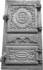 Дверка спаренная на защелке ДСЗ-2 (480 х 270...