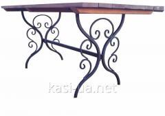 Опора стола металическая № 3