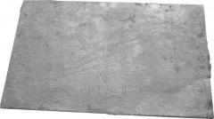 Плита чугунная печная глухая ПГРМ (590 х 350...