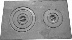 Plates for furnaces