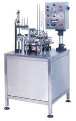 Equipment for filling
