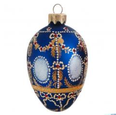 Christmas tree decoration Egg Ornaments Faberge