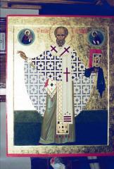 Saint Nikolay's icon, icon Saint Nikolay the