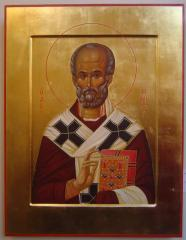Saint Nikolay's icon, icon Saint Nikolay the