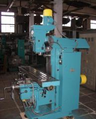 Shirokouniversalny milling machine 6T80Sh