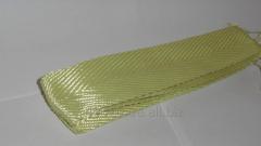 Tapes from pararamidny fibers