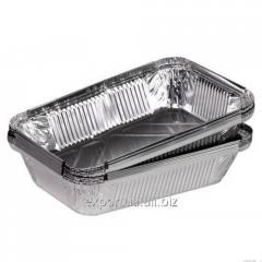 The container of food aluminum foil (R64L) 960 ml,