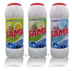 """Καθαριστικό TM """"SAMA"""" (SAMA),"""