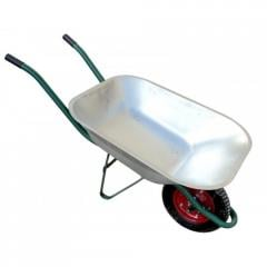 Wheelbarrow of construction 1-wheeled 80 l,