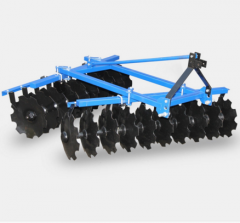 Disk harrow 1bqx1.7, dtz
