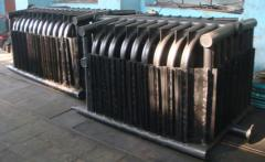 Водогрейные котлы НИИСТУ–5 и запасные части к ним от производителя