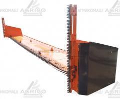 Rapeseed table PR up to 6 meters on Vector, Niva
