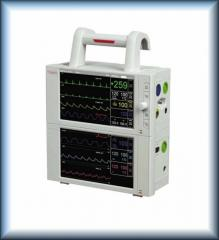Multifunctional monitor of the patient of...