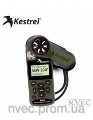 Meteorological equipment