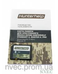 Карта памяти №3 ЮГ для манков Hunterhelp