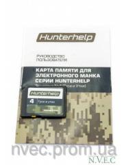 Карта памяти №4 Гуси-Уткидля манков Hunterhelp