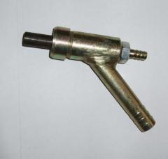The gun for peskostruya