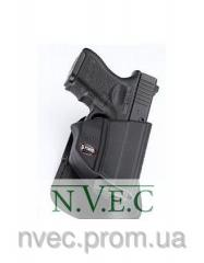 Кобура Fobus для Glock-26 ц:black