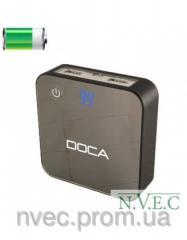 External batteries