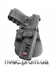 Кобура Fobus для Glock-17/19, Форт-17 с креплением