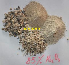 Ores bauxite price, Zaporizhia, Ukraine