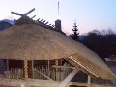 Reed střechy 1280 x 960