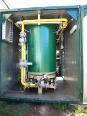 Rent of steam container boiler 5 t/h