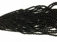Бусы 6мм B-06 03 (черный)