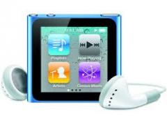 Mp3 плеєр Apple Nano (6gen) blue (MC689QB/A)