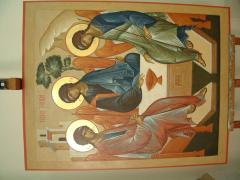 Icon the Trinity, an icon the Holy Trinity, sale