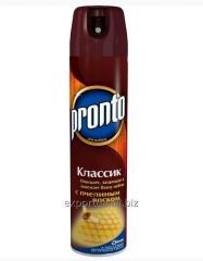 PRONTO aerosol Classic 250 ml (12 pcs / crate)