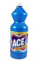 ACE liquid bleach to 1 liter (18 pcs / crate)