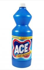 ACE liquid bleach to 1 liter (18 pcs / crate)