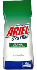 ARIEL washing powder machine Professional Alpha 15