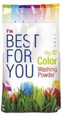 Washing powder BEST 4YOU 3 kg