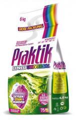 Washing powder PRAKTIK universal 6 kg.