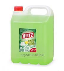 BLITZ Balsam Жидкость для мытья посуды ПЭ-канистра 5 л