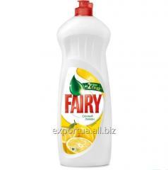 FAIRY Жидкость для мытья посуды 1 л (10 шт / ящ)