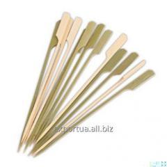 Трубочки, мешалки, шпажки, украшения