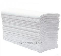 Полотенца бумажные V-сборки PRO 1-слойные рециклинг (200 л.) (20 шт / ящ)