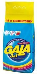 ГАЛА Порошок стиральный автомат 9 кг