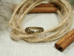 Ring. Bronze.